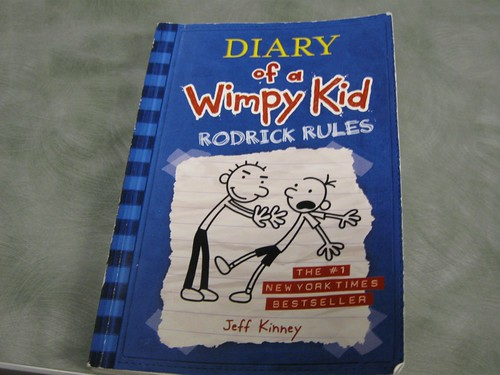 Diary Of A Wimpy Kid Rodrick Rules Flashcards Quizlet