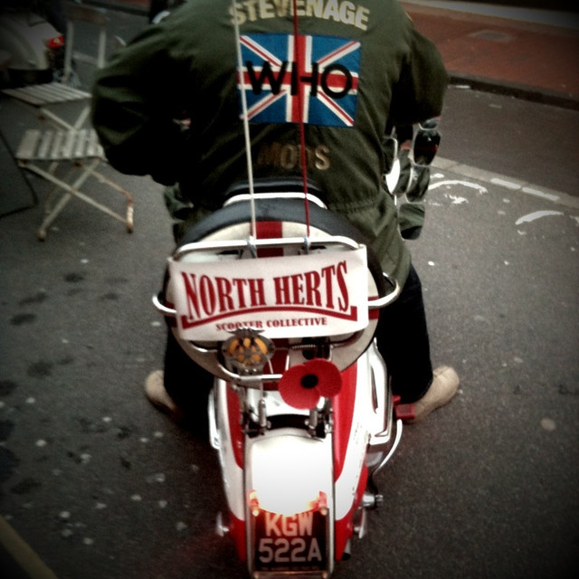Brighton mods what would you be mod or rocker mod any day sharp