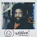 Questlove by Portroids Polaroid Portraits