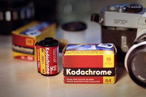 Kodachrome 64 by Michael Raso - Film Photography Podcast