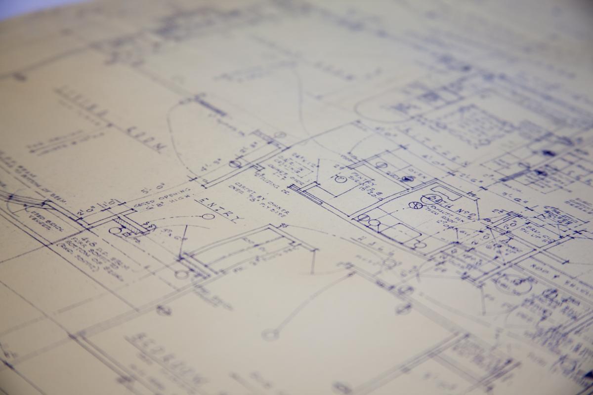 Blueprint from Flickr via Wylio