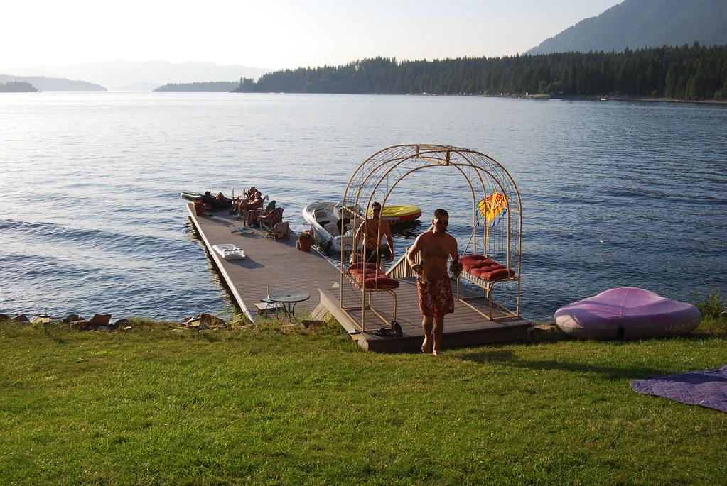 Island View Resort Hope Idaho