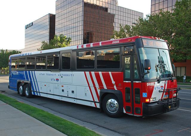 Uta Bus Flickr Photo Sharing