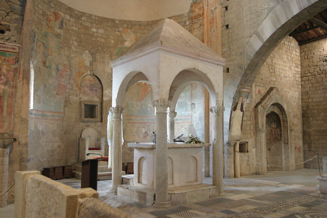 Basilica di san pietro interno a gallery on flickr for Interno san pietro