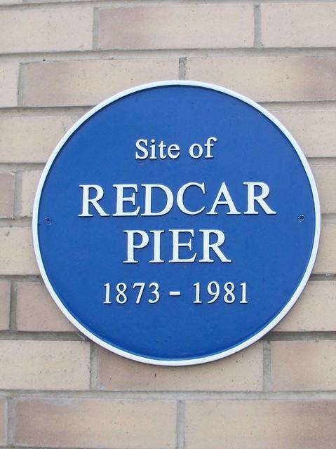 Redcar Pier (1873 - 1981)