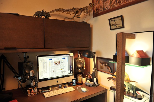 Small Man Cave Office : Man cave office 書斎 男の隠れ家 スチームパンク by yasuhiko ito