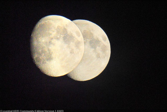 twin moons - photo #12