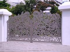 Botanic Gardens Tanglin Gate