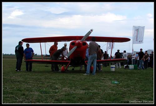 Festival aeronautico Villa Cañas