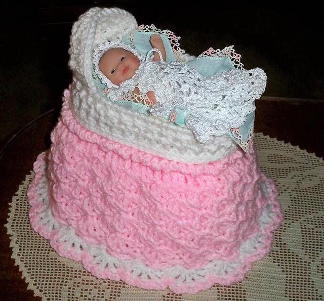 BASSINET CROCHET PATTERN PURSE Crochet Patterns
