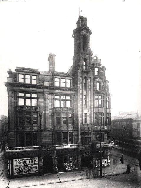 Previous Pearl Building, Northumberland Street