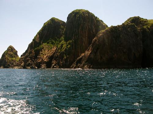 Diving off Nha Trang