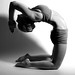 Yoga2043b&w by Tiffany O'Neill Photography
