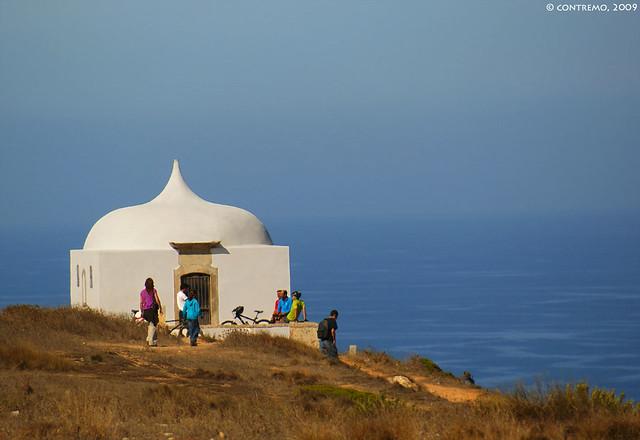 Cabo Espichel (Sesimbra, Portugal) (133 mil visitas)