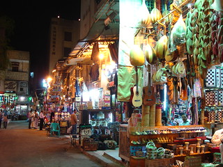 Old Bazaar in Cairo