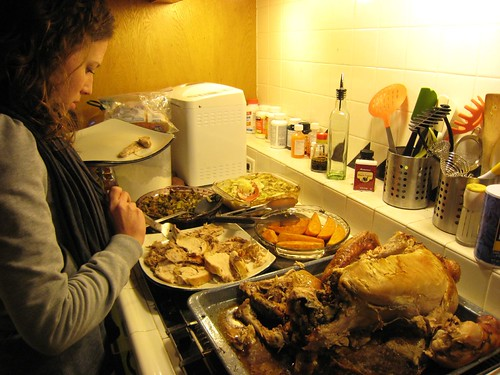 mango, turkey, thanksgiving, yams, stuffing IMG_1875