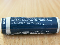Casio Battery