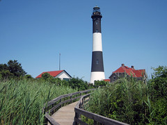Robert Moses State Park, Fire Island, Long Island, New York
