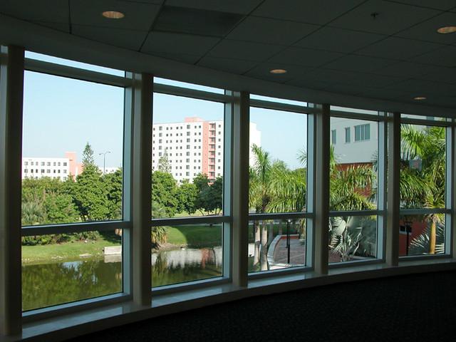 Marc Building Pavilion Foyer