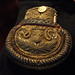 Gold embroidered epaulette - French uniform by Monceau