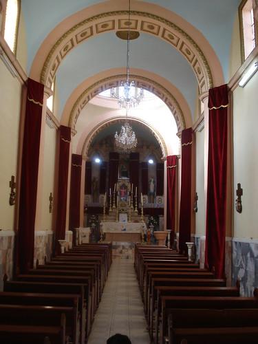 Templo Sra Santa Ana La Blanca Zac