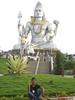 Pradeep and Lord Shiva