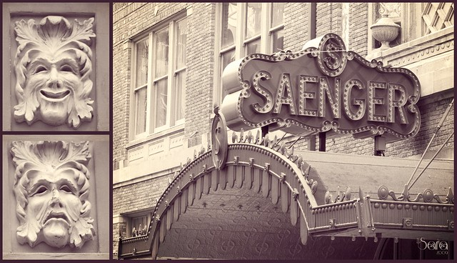 Saenger Theatre, Mobile, AL