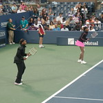 Serena Williams: Williams Sisters