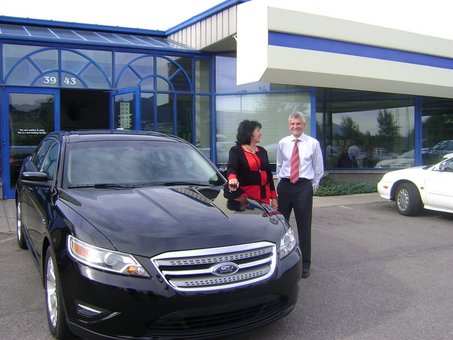 2010 ford taurus at bitterroot motors missoula mt flickr