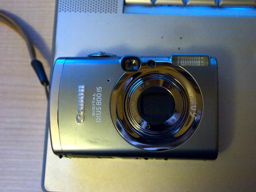 Test New Camera - old camera