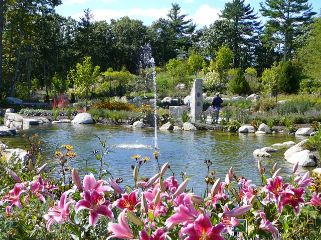 Maine Botanical Gardens