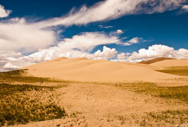 Тибет.Tibet. Nomadic Sands.