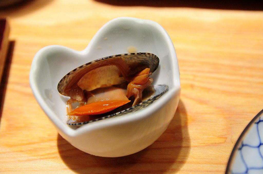 筌壽司-海瓜子