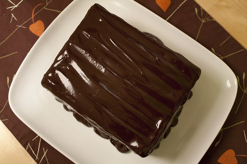 The Most Amazing Buttermilk Chocolate Cake Update