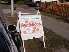 Persimmon store