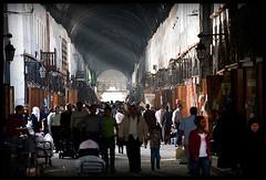 Souks, carvansérails et bazars orientaux de Syrie
