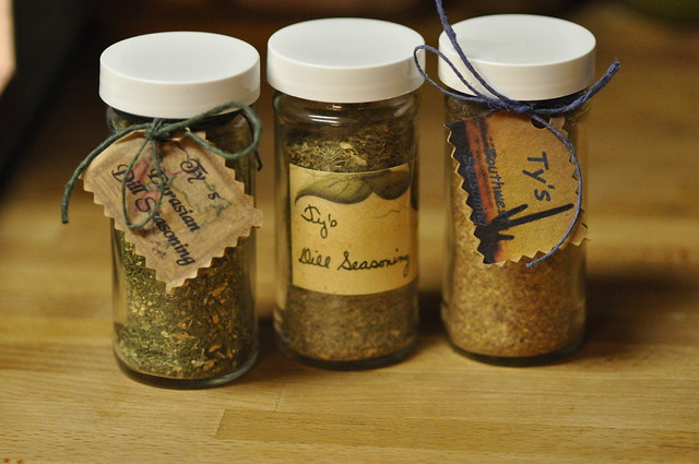 Ty's spice blends