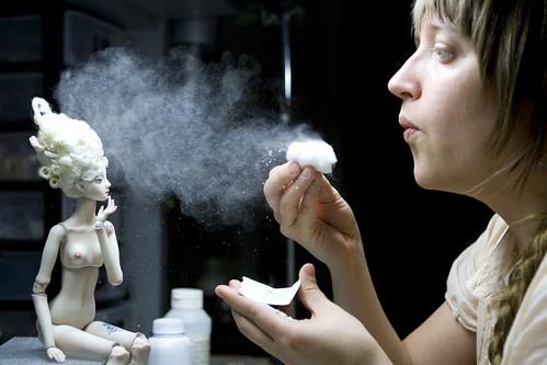 Фарфоровые куклы Марины Бычковой 4209270145_beccfa3f7f