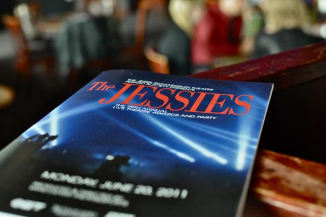 2011 Jessie Richardson Awards