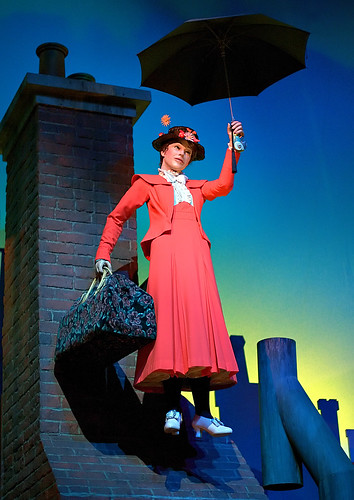 Daily Disney - Great Movie Ride - Mary Poppins