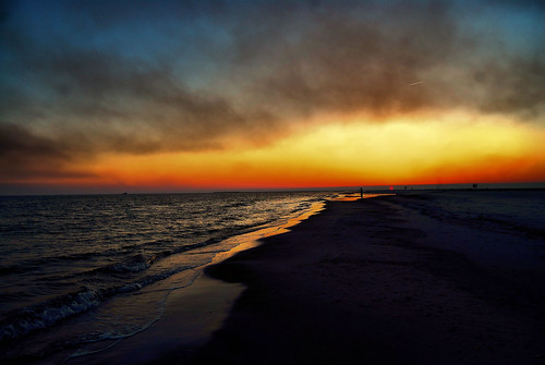 beach gulfofmexico sunrise dawn alabama dauphinisland colorphotoaward natureandnothingelse magicalskies