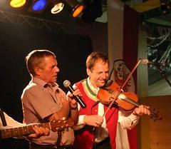 Violinista sin tejado