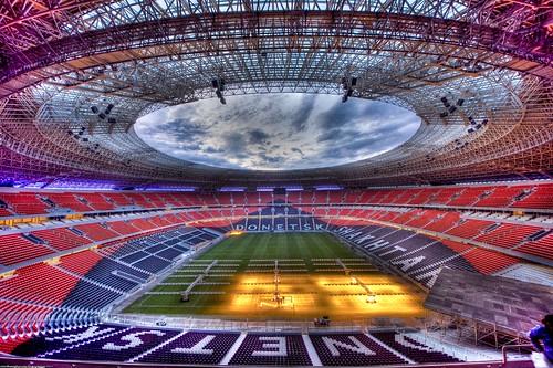 Donbass Arena HDR