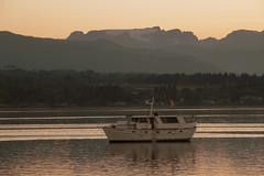 Yacht & Glacier