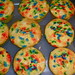 tie-dye cupcakes by cclaes