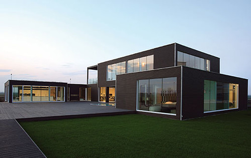 Modern Prefab House 01 Flickr Photo Sharing