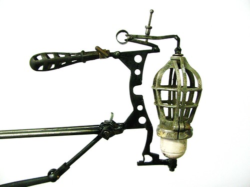 Steam Shop Lamp Mk II 039