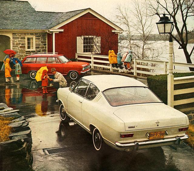 1966 Buick Opel Kadett