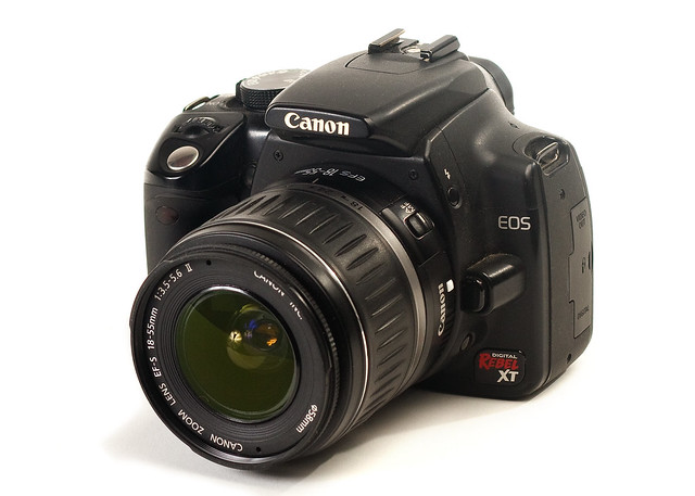 Canon Rebel XT