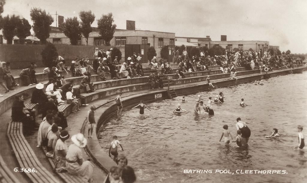Cleethorpes - Bathing Pool